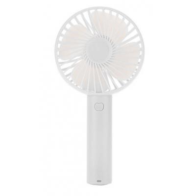 Портативный ручной вентилятор NBZ Handy Mini Fan на аккумуляторе White
