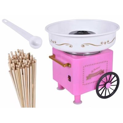 Аппарат для приготовления сладкой ваты NBZ Cotton Candy Maker большой
