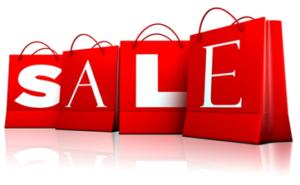 Скидки и распродажа