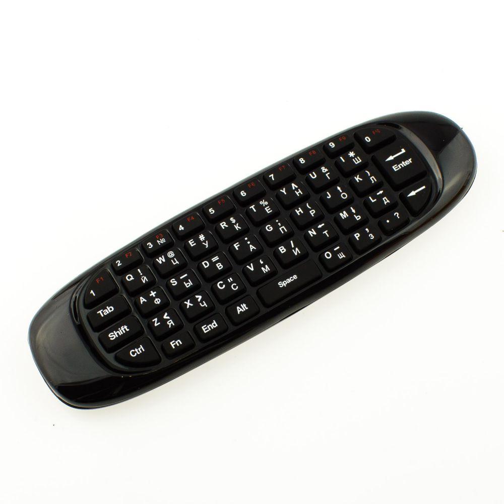 Аэромышь с русской клавиатурой  Air Mouse i8 (c120) пульт для TV Box