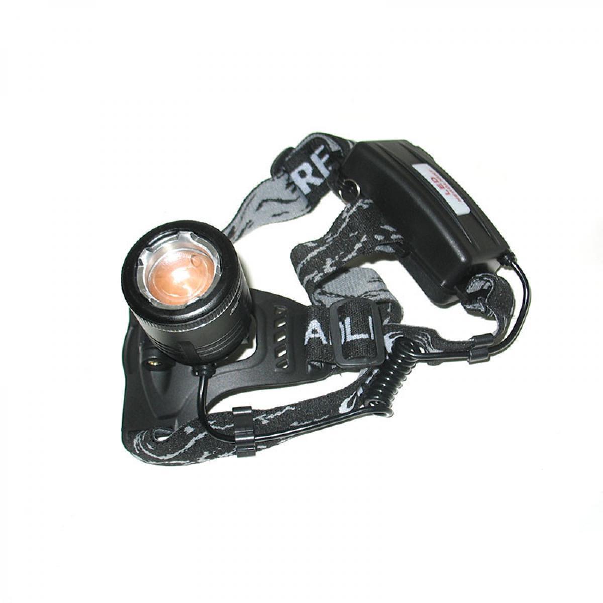 Налобный фонарь  Bailong Police BL-2177-T6